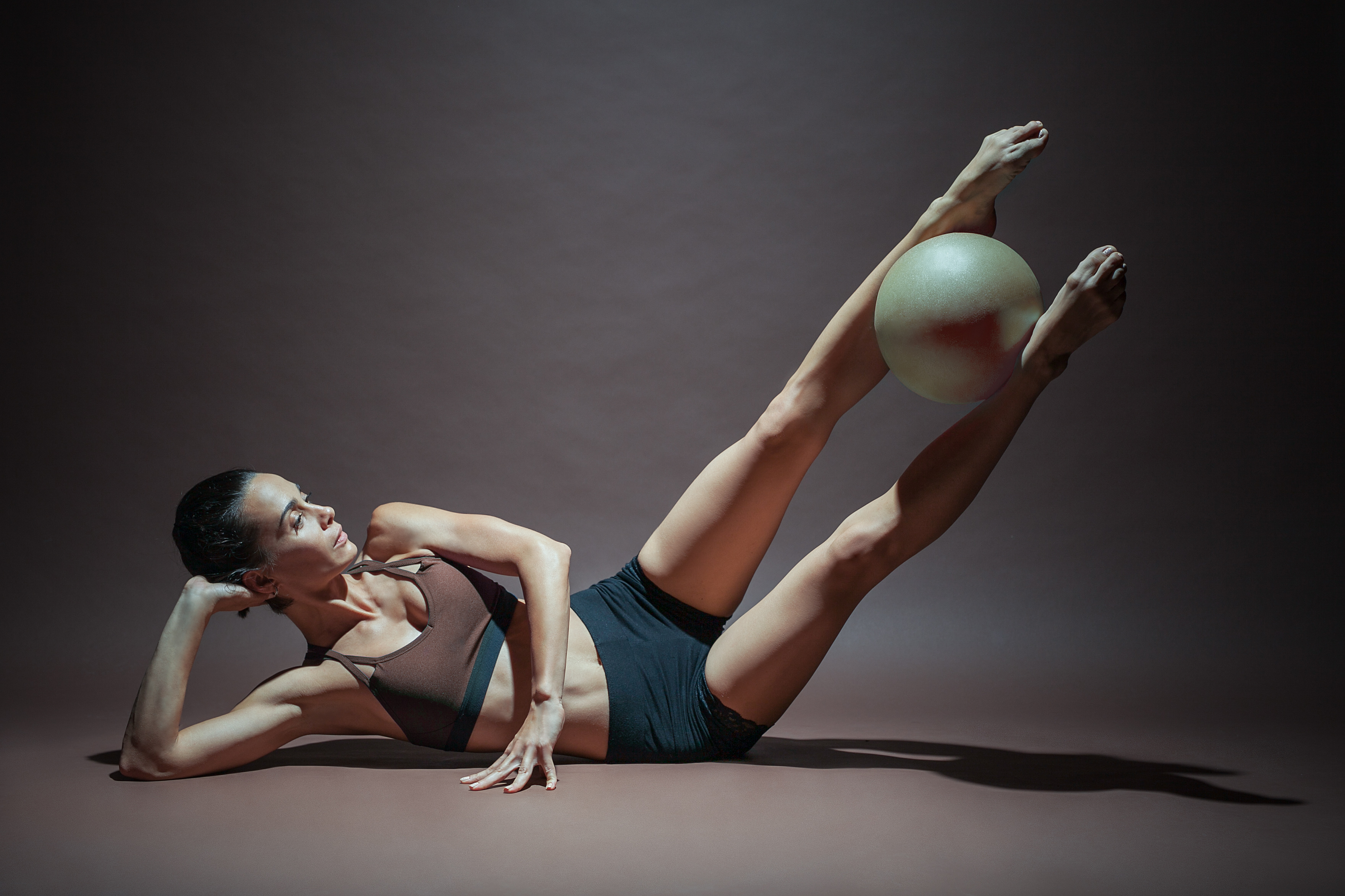 Marina Popova - contemporary dance & pilates